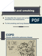 emphysema and smoking
