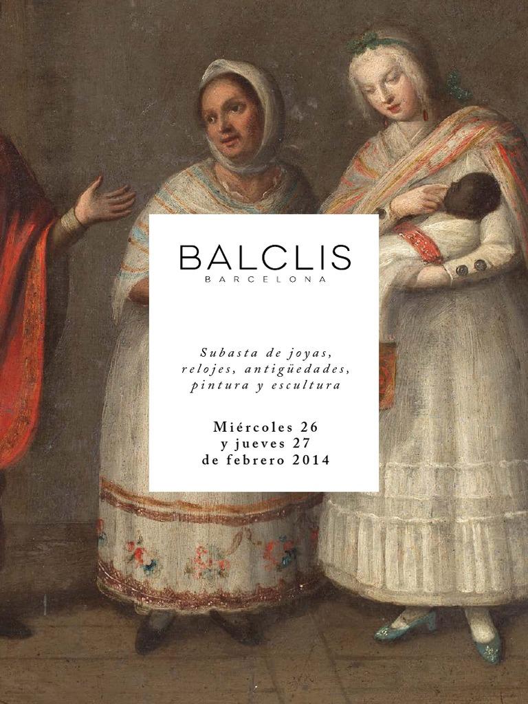 eb0569cb3b4c Balclis - Febrero de 2014