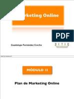 Módulo 2- Cómo hacer un plan de marketing online