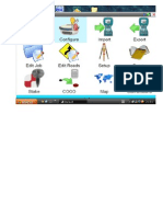 Programacion de Libreta Sokkia Para Base Topcon y Radio Creste Pacific