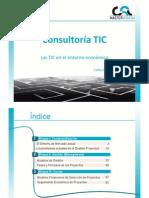 Consultoría TIC-Las TIC en el entorno económico V2 R0