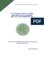 Historia de Las Mujeres Genero y Critica(1)