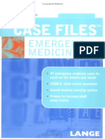 Case Files - Emergency Medicine