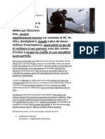 Battlefield 4 ARTICLE Translation