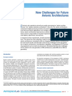 New Challenges for Future Avionic Architectures