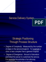 L 3 - Service Delivery System