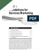 Services Mktg Mix