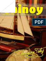 Ateneo Celadon Chinoy Magazine, Volume 13, Issue 1 (2011-2012)