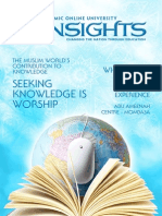 IOU Insights August 2013 Issue 1