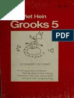 Piet Hein - Grooks 5