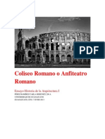 Ensayo Coliseo