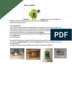 Casa domótica con Arduino y