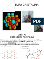 A Estrutura Dos S-lidos Cristalinos2