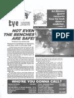 Ateneo Celadon Chinoy Magazine, Volume 1, Eagle's Eye Newsletter (August 1999)