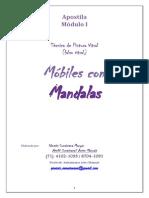 apostila Curso de Mandala Ateliê Sumaimanas Artes Manuais