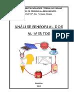 Apostila Analise Sensorial 2012