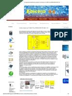 Electro 64 _ Circuitos, Esquemas electrónicos y Arduino_ Como hacer un TUBO FLUORESCENTE DE 12V