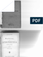 Manual de Apologetica - Boulanger