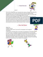 10 Actividades de Ingles