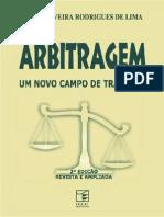 Alex Oliveira Rodrigues de Lima - Arbitragem - Um Novo Campo de Trabalho - 2º Edição - Ano 2000