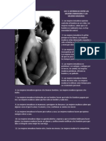Las 11 Diferencias Entre Las Mujeres Inmaduras y Las Mujeres Maduras