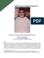 Ebu'l Fadl 'Abdullah ibn es-Siddik el-Ghumari