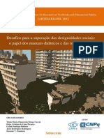 Desafios para a superação das desigualdades sociais - o papel dos manuais didáticos e das mídias educativas