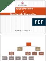 2 Medidas de Posicion y Dispersion