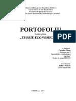 Model Portofoliu