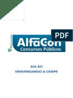 Alfacon Jacqueline Pilula Desvendando a Cespeunb Rlm Matematica Desvendando a Cespeunb Varios Professores 1o Enc 20140130173836