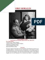 NORO MORALES Articulo y Fotos