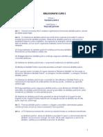 LEGISLATIE FARMACEUTICA BIBLIOGRAFIE CURS 3+4+5+8+10+11+12+13