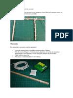 Cortador hilo caliente fácil de construir