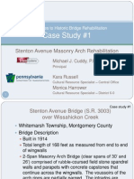 2 Approaches to Historic Bridge Rehab - Stenton Ave