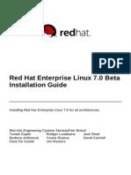 Red Hat Enterprise Linux 7 Beta Installation Guide en US