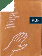 Ernest Fenollosa & Ezra Pound - El carácter de la escritura china como medio poético