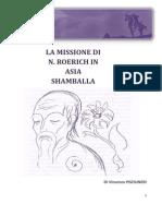 La Missione Di Roerich in Asia Shamballa