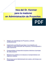 04 Puntos Del Dr. Kerzner PMMM