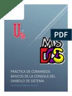 Guía práctica de comandos en MS