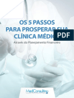 5 Passos Para Prosperar Sua Clinica Medica