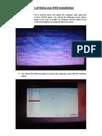 Koha Live Dvd Help File