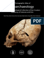 Photographic Atlas of Bioarchaeology from the Osteological Collection of Croatian Academy of Sciences and Arts