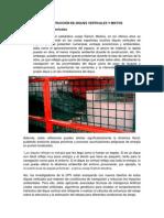 PROYECTO Y CONSTRUCCIÓN DE DIQUES VERTICALES Y MIXTOS