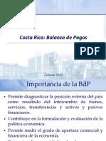 Balanza de PagosBCCR