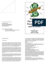 Papers on the Philippine Financial Crisis and Its Roots - A.Lichauco, J. Sison & Edberto Malvar Villegas