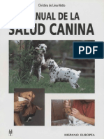 De Lima Netto Christina Manual de Salud Canina