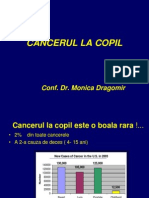 3.Cancerul La Copil 2011