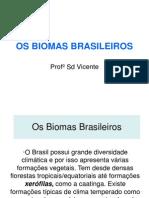 Os Biomas Brasileiros CFNP