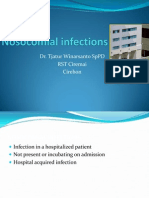 Nosocomial Infections