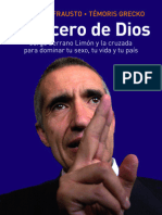 """""""El Vocero de Dios"""", de Salvador Frausto y Témoris Grecko"""